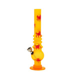 "8"" Spider Theme Bong 