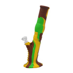 Straight 2 Part Silicone Bong | Best Bongs For Sale | Free Shipping