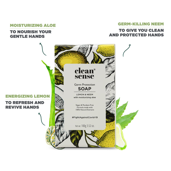 Cleansense Ayurvedic Hand Soap Pack of 5