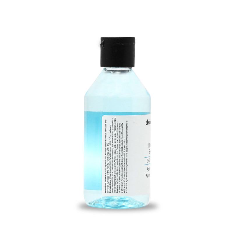 Cleansense Pro Hand Rub Sanitizer (230 ml Pack of 2)