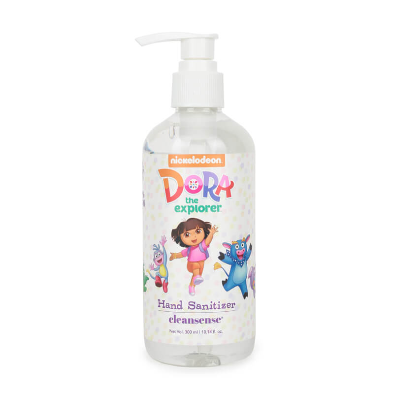 Dora the Explorer Pump Hand Sanitizer by cleansense