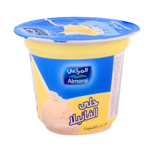 Almarai Fresh Custard Vanilla 85Gm