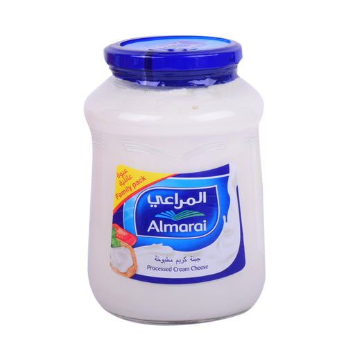 Almarai Processed F/Cream Cheese Jar 1100Gm