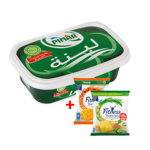 Pinar Fresh Labneh 400g + Nestle Toasties