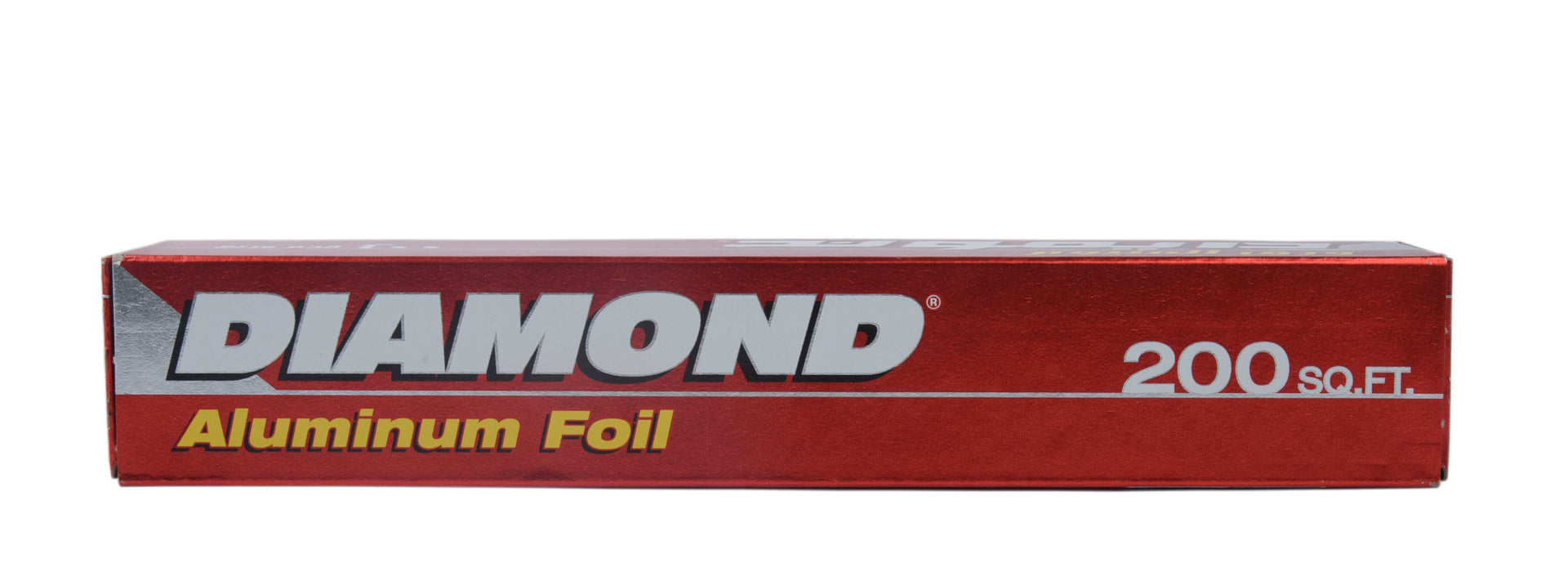 Diamond Aluminum Foil 200 Square Feet