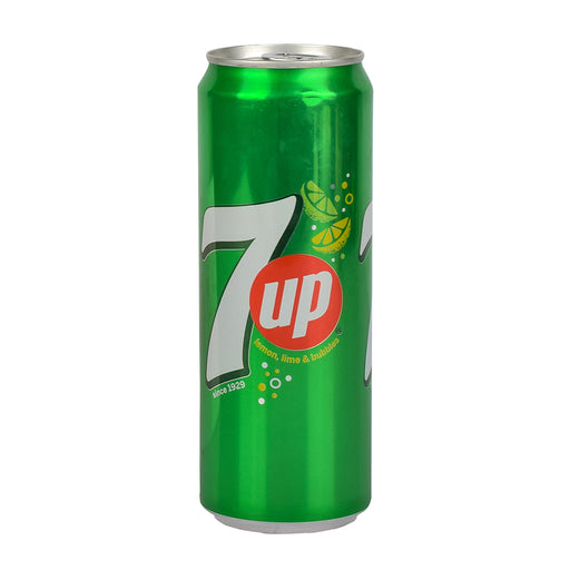 7Up Carbonated Soft Drink 355Ml