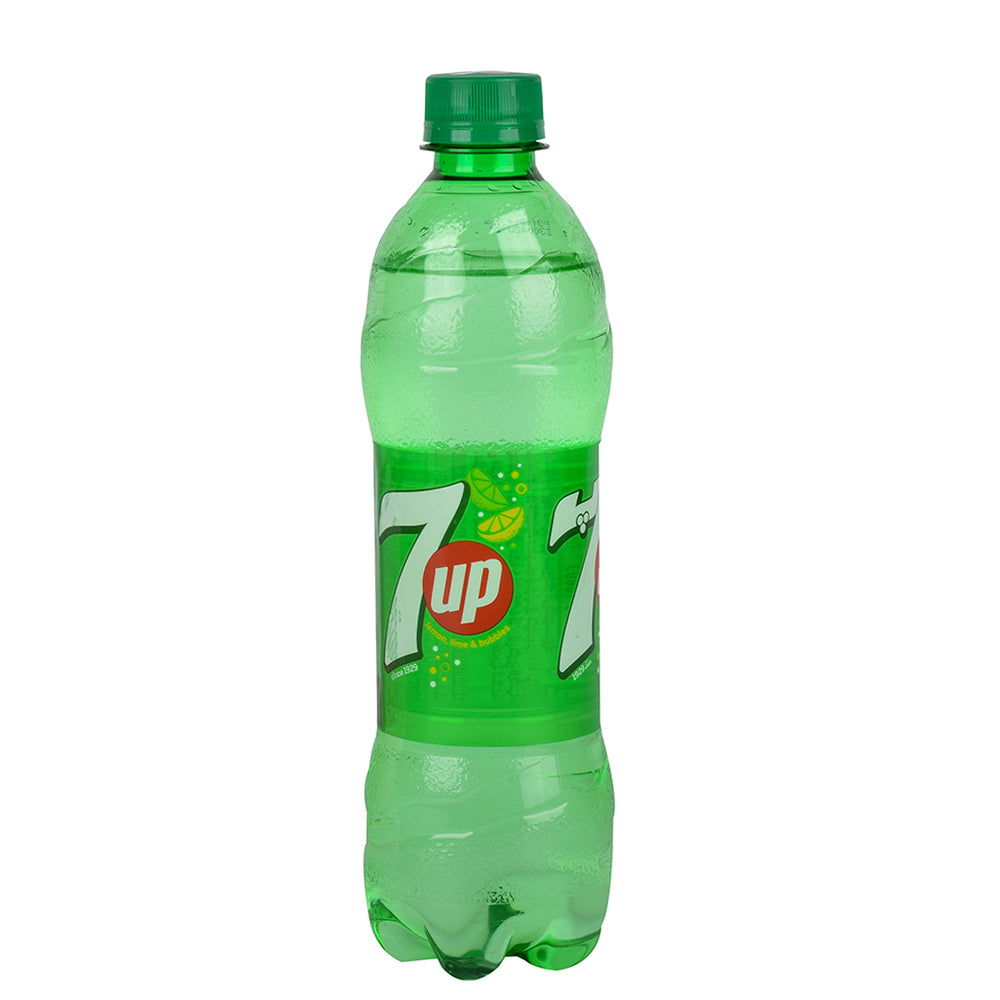 7Up Carbonated Soft Drink Pet Bottle 500Ml