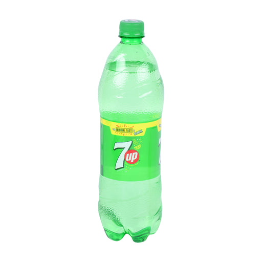 7Up Carbonated Soft Drink Pet Bottle 1Ltr