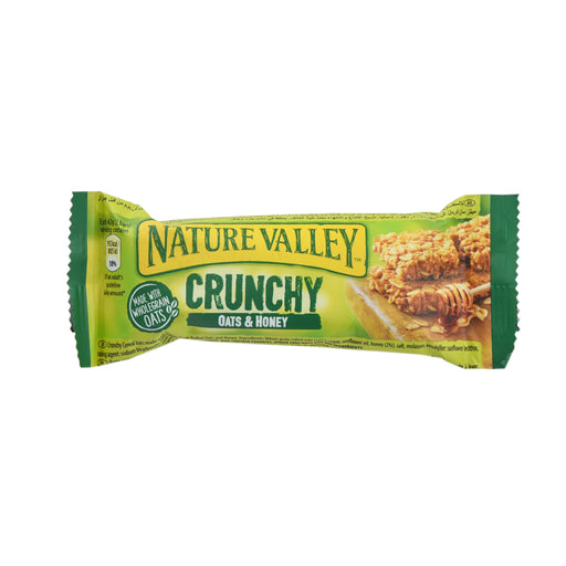 Nature Valley Crunchy Granola Bars With Oats & Honey 42Grm