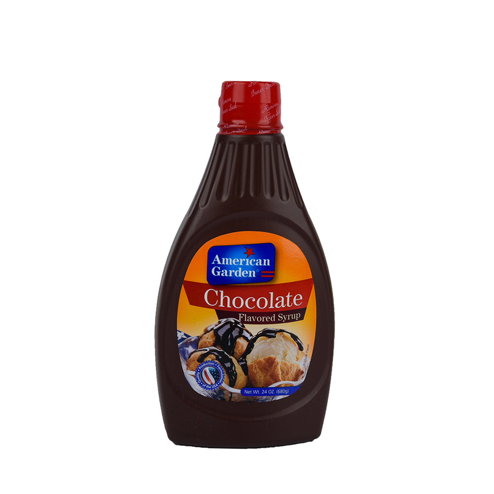 American Garden Chocolate Syrup 680grm