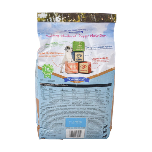 Purina Puppy Food Chow Natural 1.72Kg