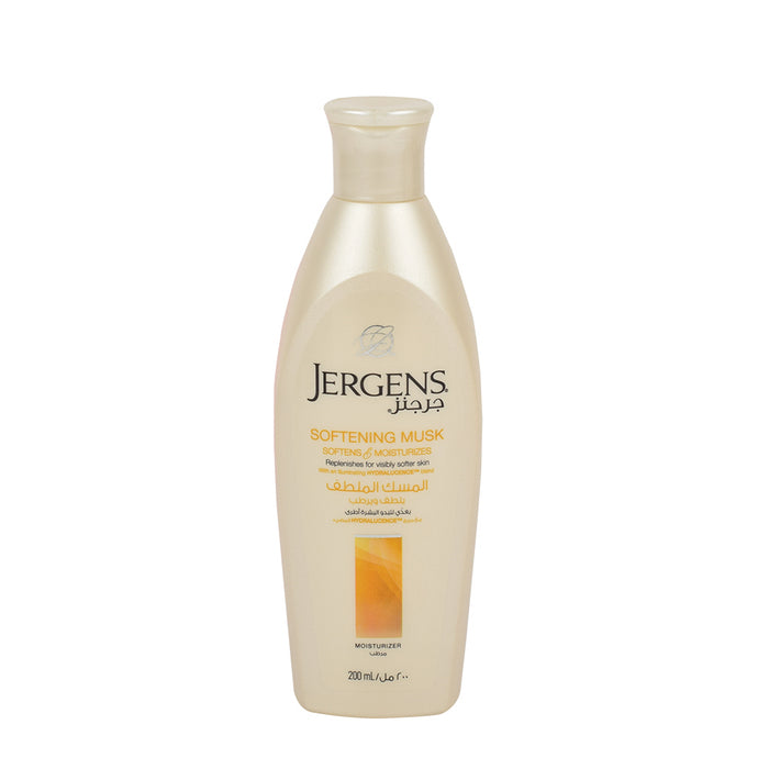 Jergens Softeing Musk Lotion 200Ml