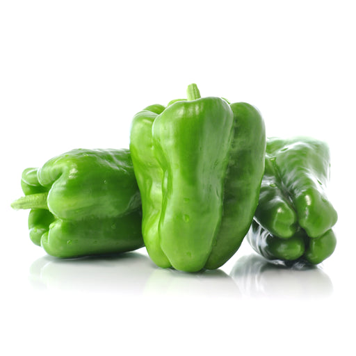 Capsicum Green Oman 250grm Approx