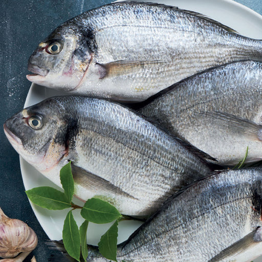 Sea Bream 400/600  1kg approx