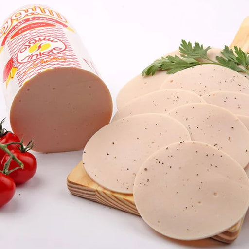 Siniora Chicken Mortadella Plain 250grm Approx