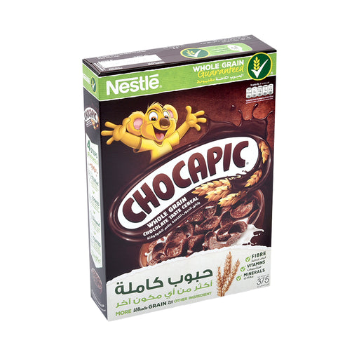 Nestle Chocapic Breakfast Cereal 375Grm