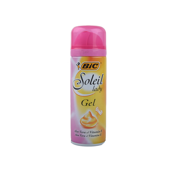 Bic Shaving Soleil Lady Gel Avera 150Ml