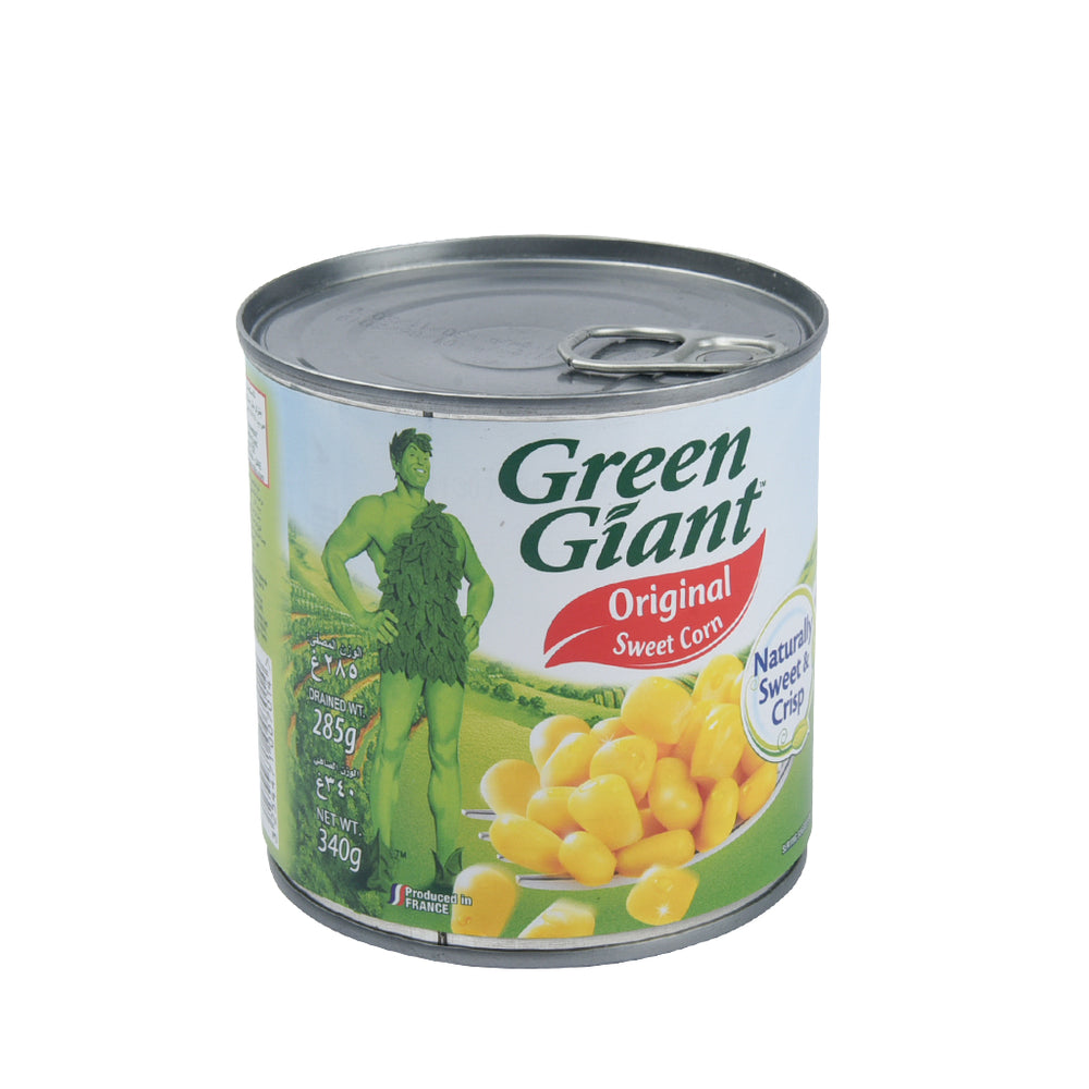 GRGIANT Original Sweet Corn 340Gm