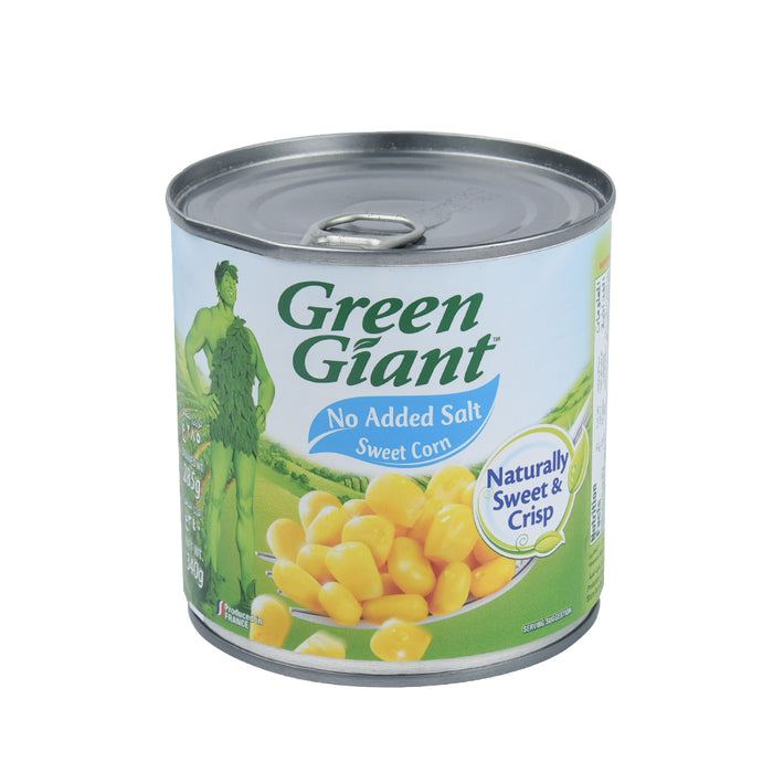 GRGIANT Sweet Corn No Added Salt 340Gm