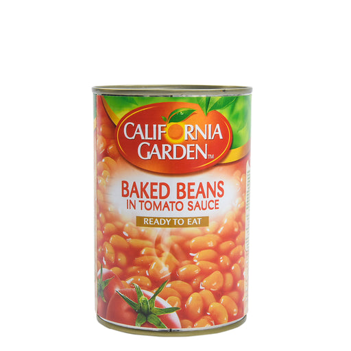 California Garden Baked Beans In Tomato Sauce 415gm