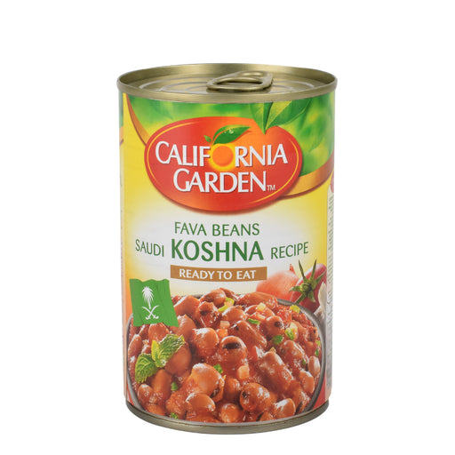 California Garden Fava Beans Saudi Recipe 450gm