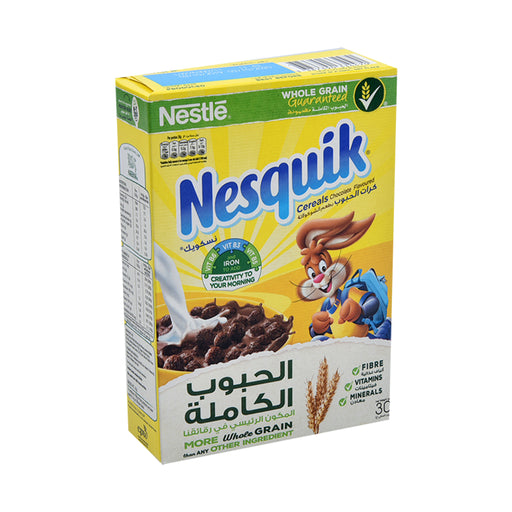 Nestle Nesquick Chocolate Cereals 30Grm