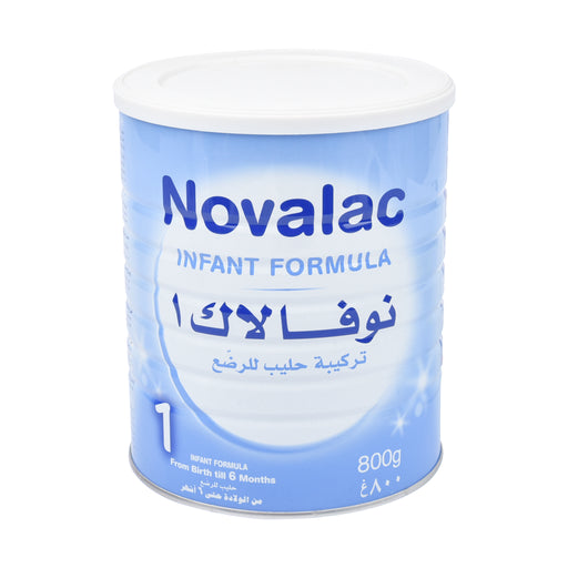 Novalac Stage 1 Infant Formula Milk 800Grm