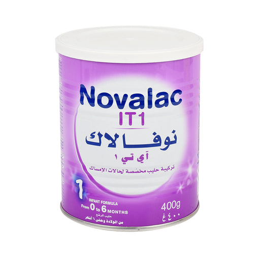 Novalac Baby Milk Powder IT Stage 1, 400grm