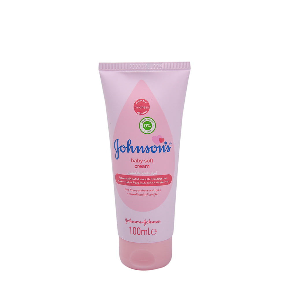 Johnson'S  Baby Cream 100Gm