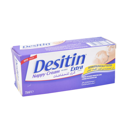 Desitin Nappy Baby Cream Extra 75 Ml