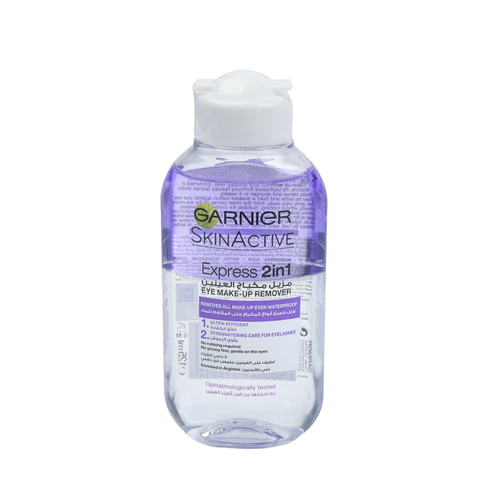 Garnier Skin Natural Eye Make-Up Remover 125Ml