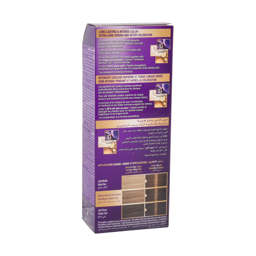 Palette Hair Color Icc #7-0 50Ml