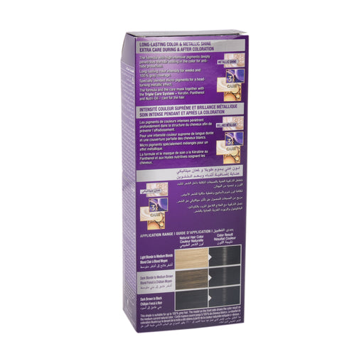 Palette Hair Color Icc #1-0 50Ml