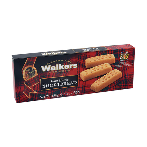 Walkers Shortbread Fingers 150Grm
