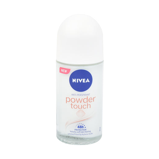 Nivea Deo Anti Perspirant Roll-On Powder Touch 50Ml