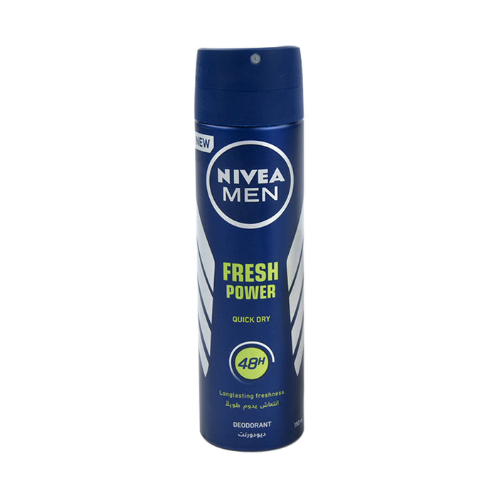 Nivea D/Spray Fresh Power Muskscent 150Ml