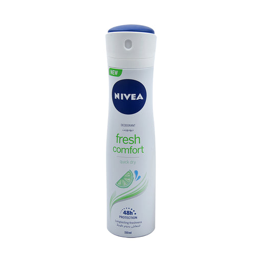 Nivea Deo Spray Fresh Comfort 150Ml