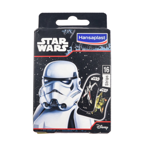 Hansaplast Band-Aid Star Wars 16''S