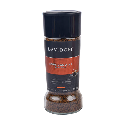 Davidoff Instant Coffee Expresso 57 Intense 100Grm