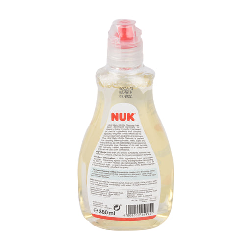 Nuk Baby Bottle Cleanser 380 Ml