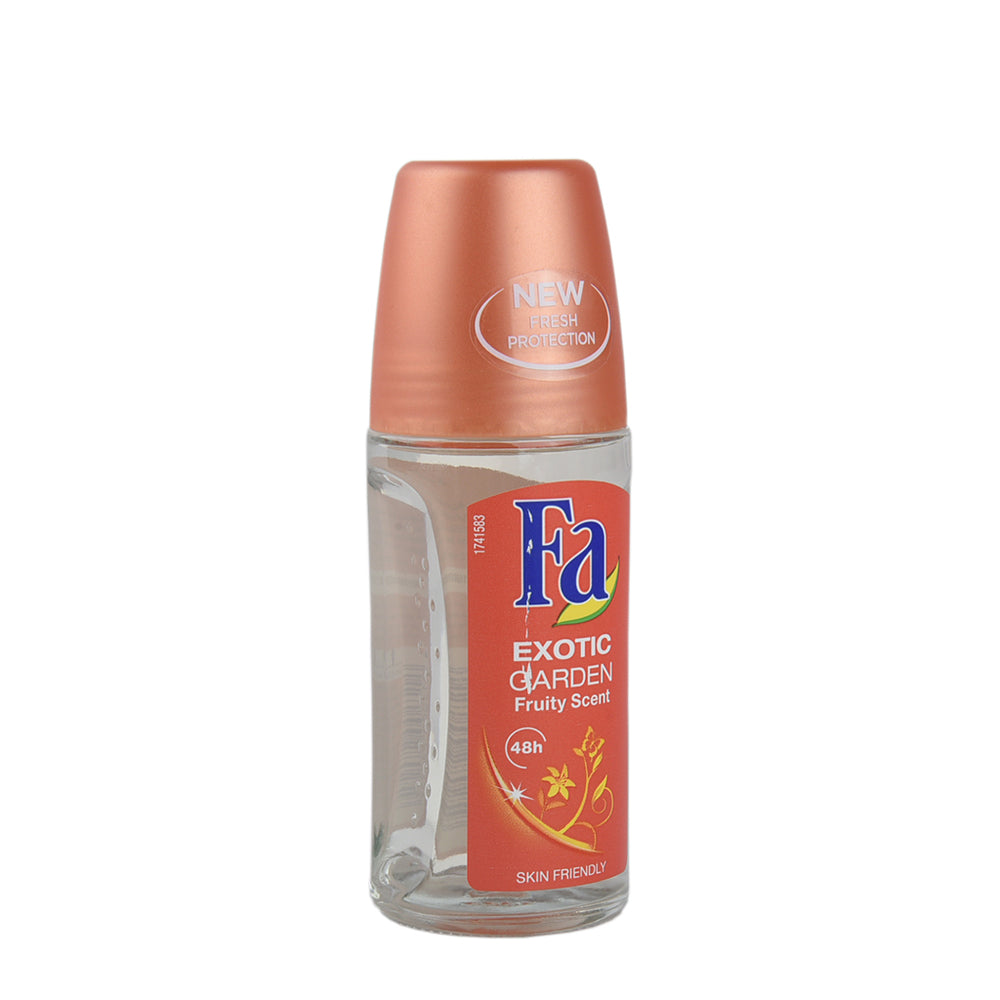 Fa Deo Roll On Exotic Garden 50Ml