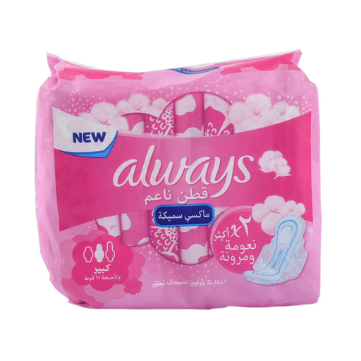 Always Napkin Premium Care 10''S