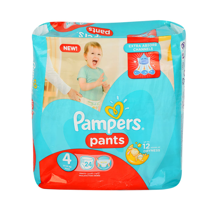 Pampers Diapers Pants S4 Carry Pack Maxi 24''S