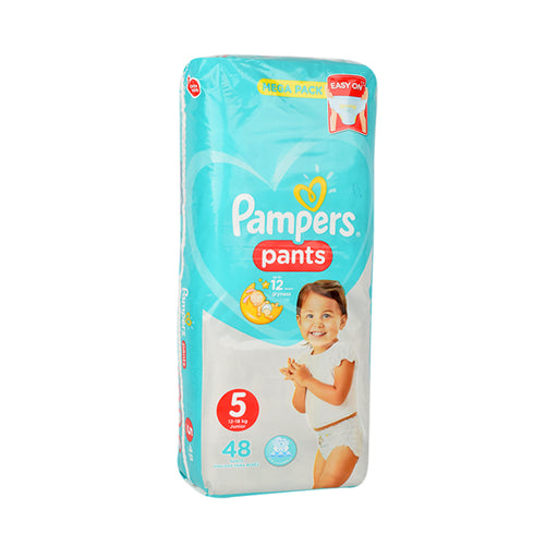 Pampers Diapers Pants S5  Jumbo Pack Junior 48'S