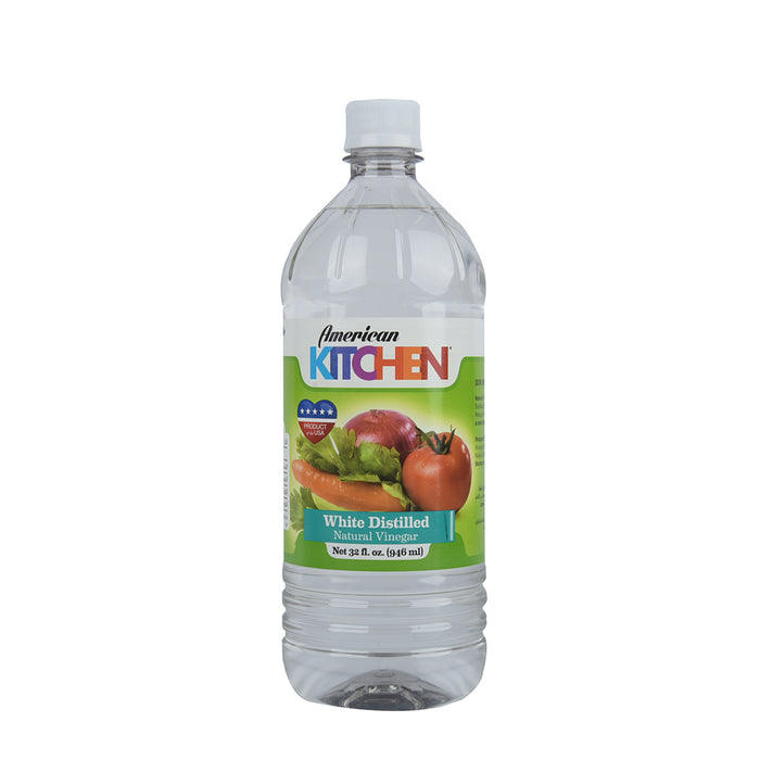American Kitchen White Vinegar 32Oz