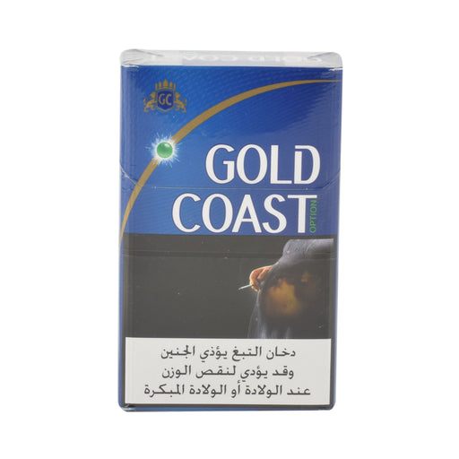 Coast Cigarette Blue Option 20'S