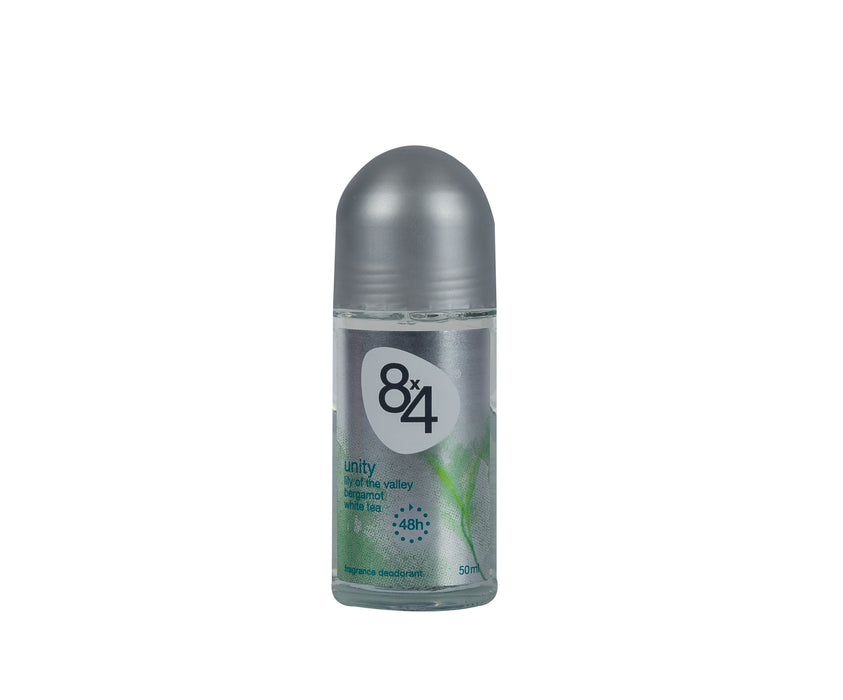 8X4 Deo Roll-On Unity 50Ml