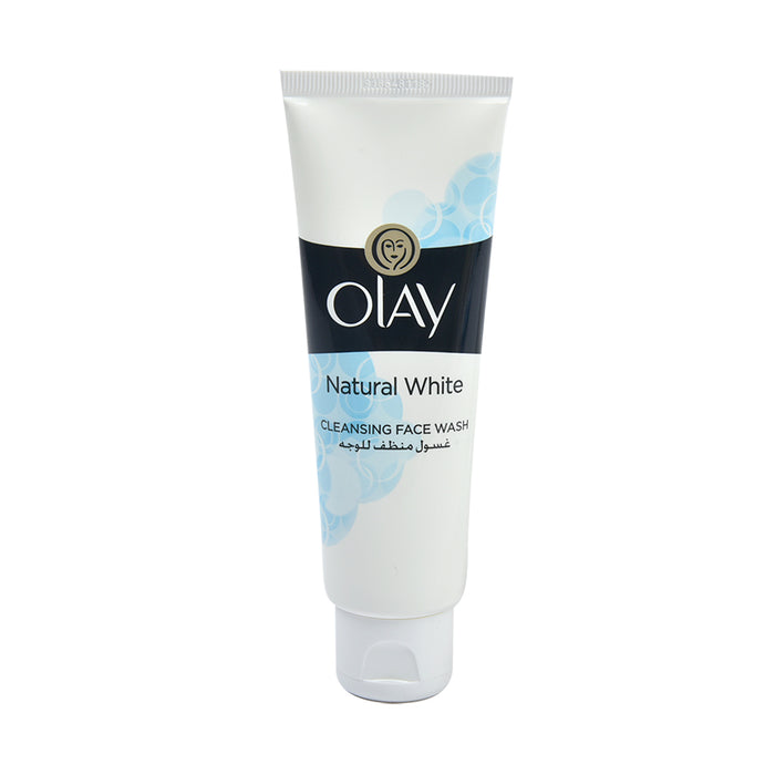 Olay Natural White Fairness Face Wash 100Gm