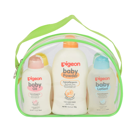 Pigeon Baby Toiletries Asstd 6Pcs Set