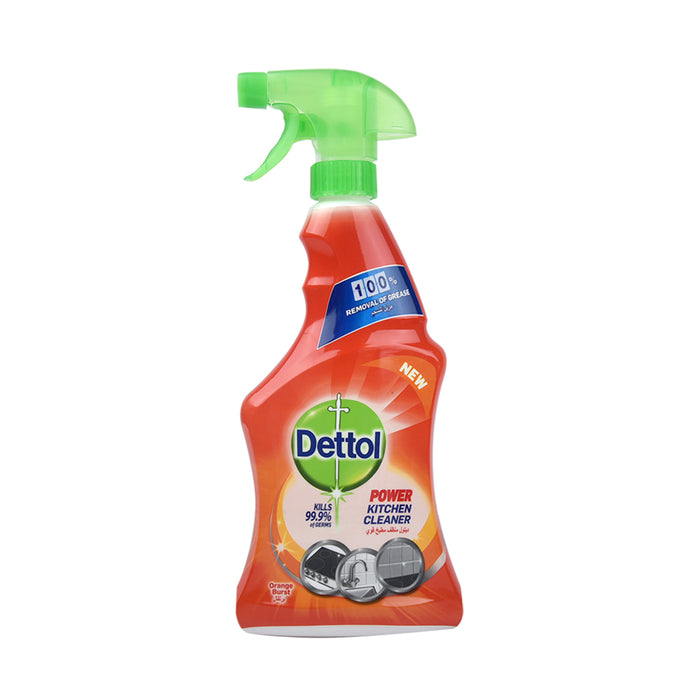 Dettol Anti-Bacterial Kitchen Cleaner500Ml